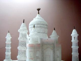 Taj Mahal, towers