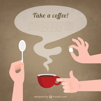 take a coffee