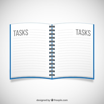 Task notebook