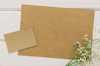 Templates for weddings and bouquet of flowers