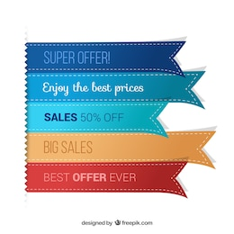 Textile banners for sales