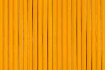 Texture of orange pencils