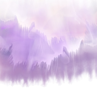Texture with purple watercolor brushstrokes