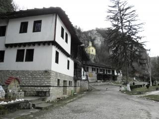 The Cherepich monastery