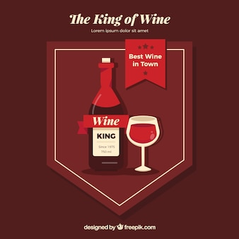 The king of wine