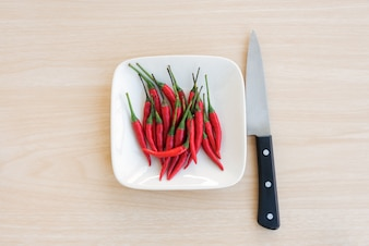 The red chilli