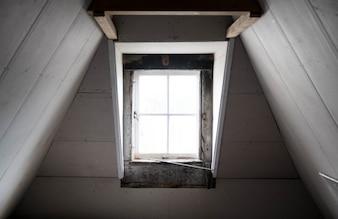 The white attic