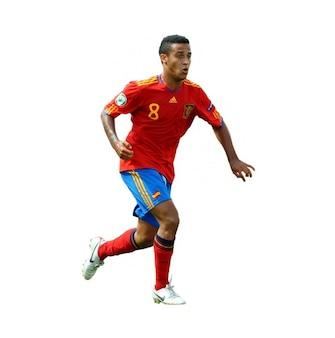 Thiago Alcantara , Spain National team