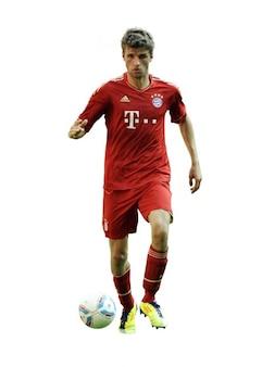 Thomas Mller , Bayern munich Bundesliga