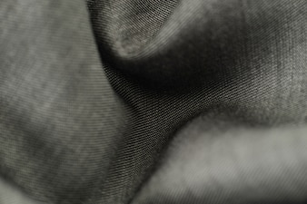 Thread rough wrinkled design element studio shot