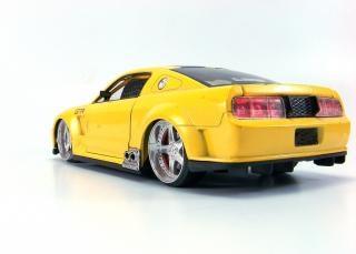 Toy car, ford