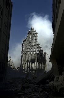 trade center attack towers terrorist world twin
