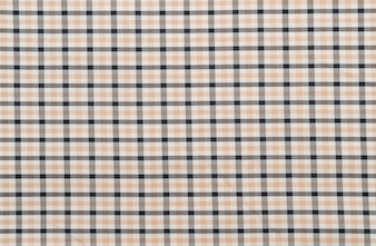 Traditional Scottish grey tartan pattern
