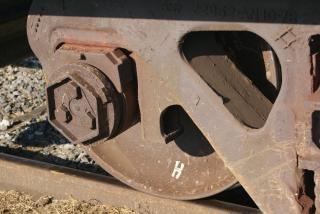 Train Axle