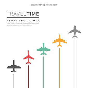 Travel time background