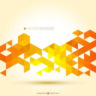 Triangle geometric background image