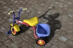 Tricycle, toy