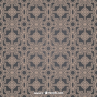 Two colors damask pattern