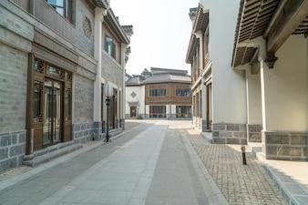 типичная деревенская улица
