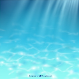 Underwater vector art