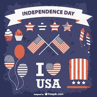 United States Independence Day set