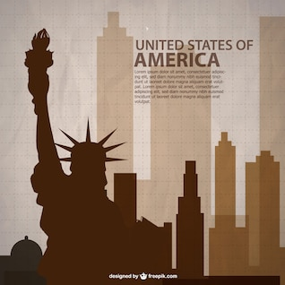 United States vector art