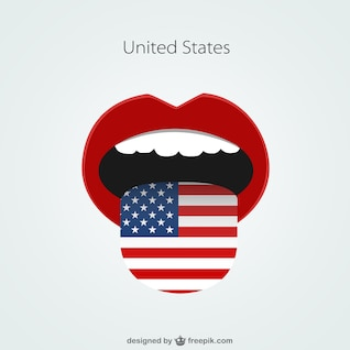 United States vector design