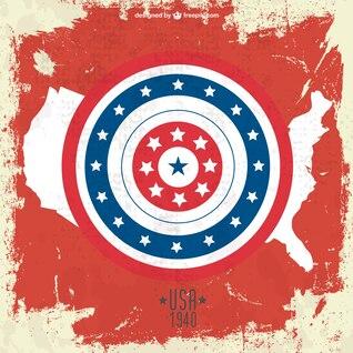 USA vector design
