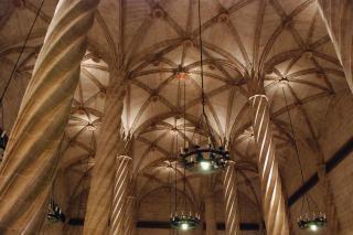 Valencia Church, Spain, March 2007