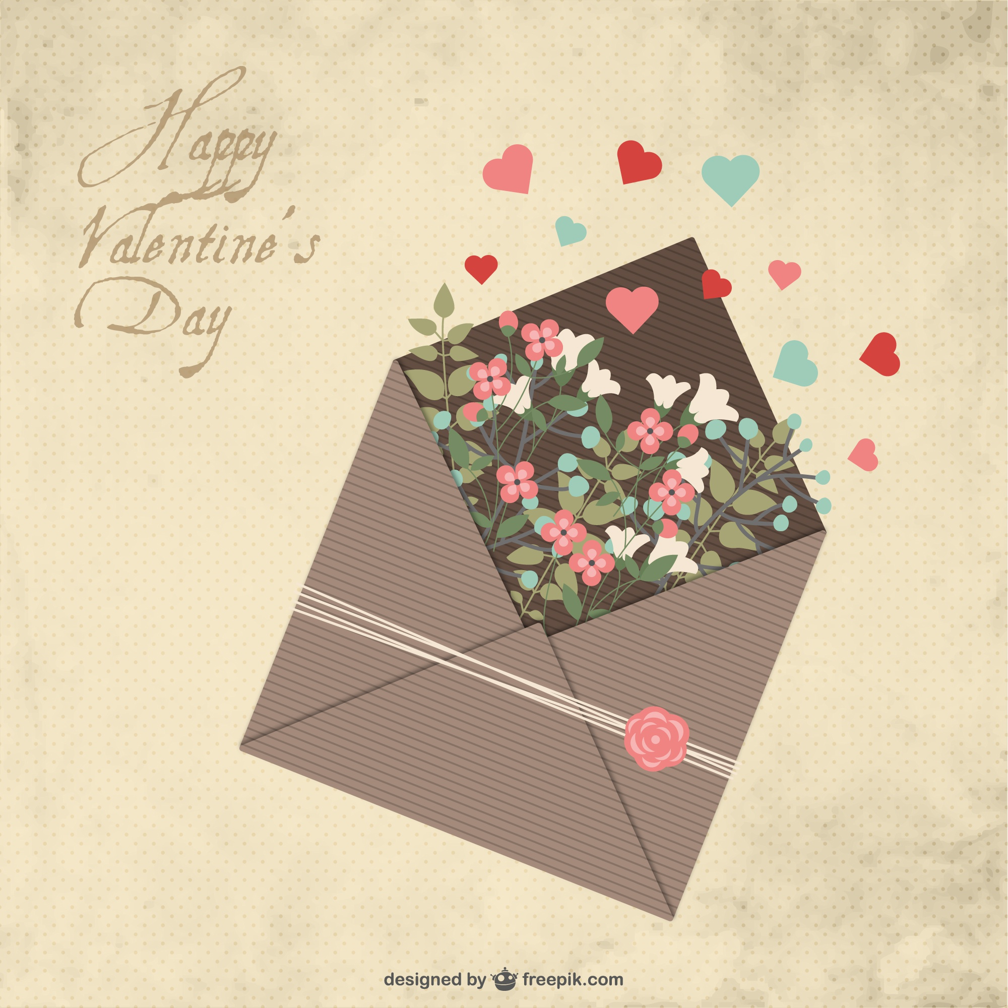 Valentine's Day letter