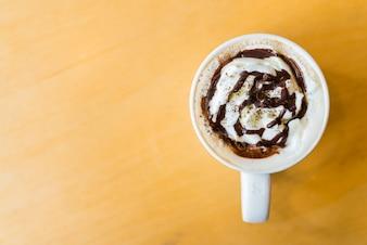 バニラコーヒー