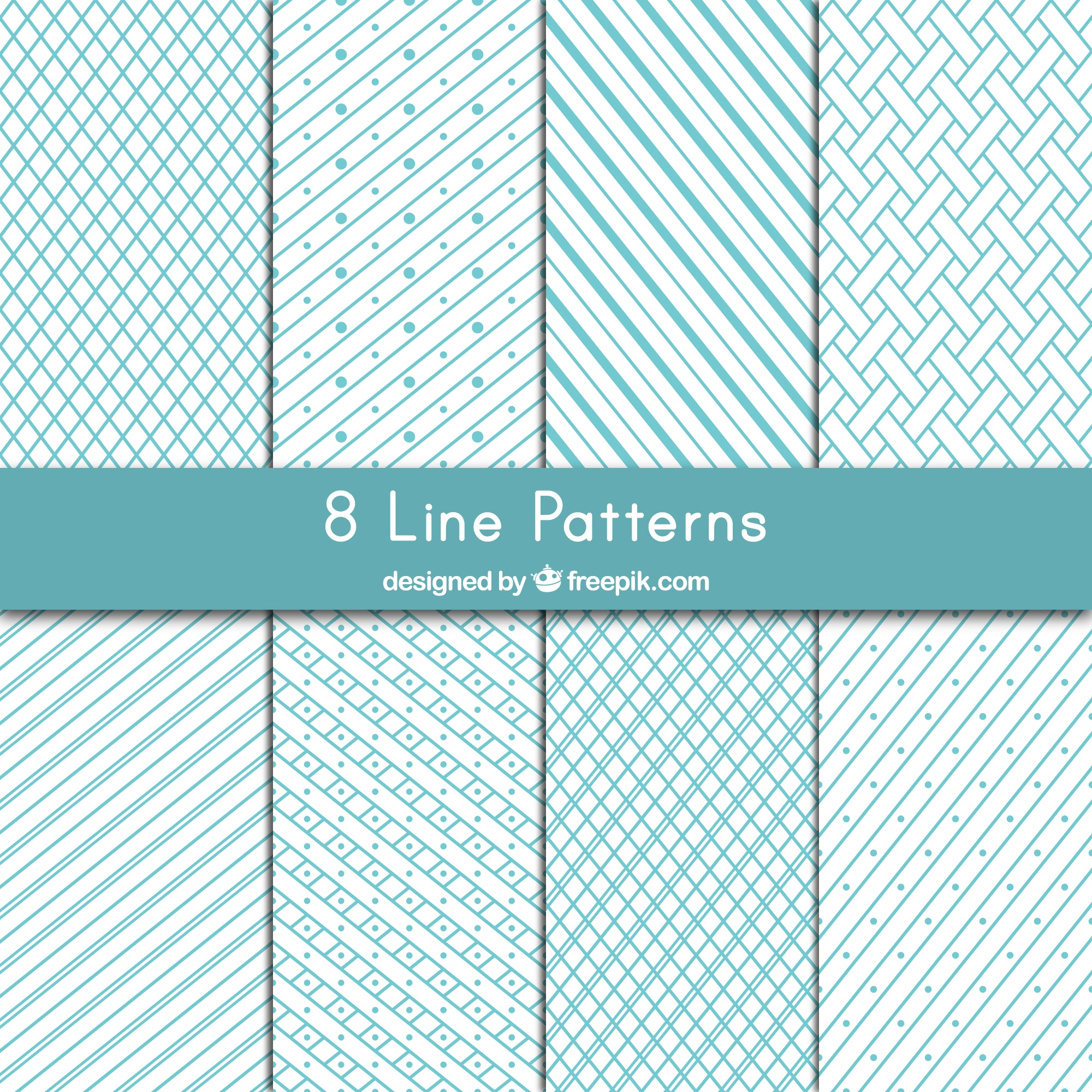 Variety of lines patterns