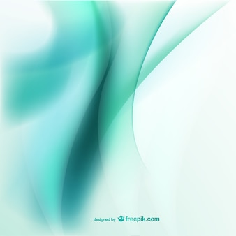 Vector abstract composition wavy background