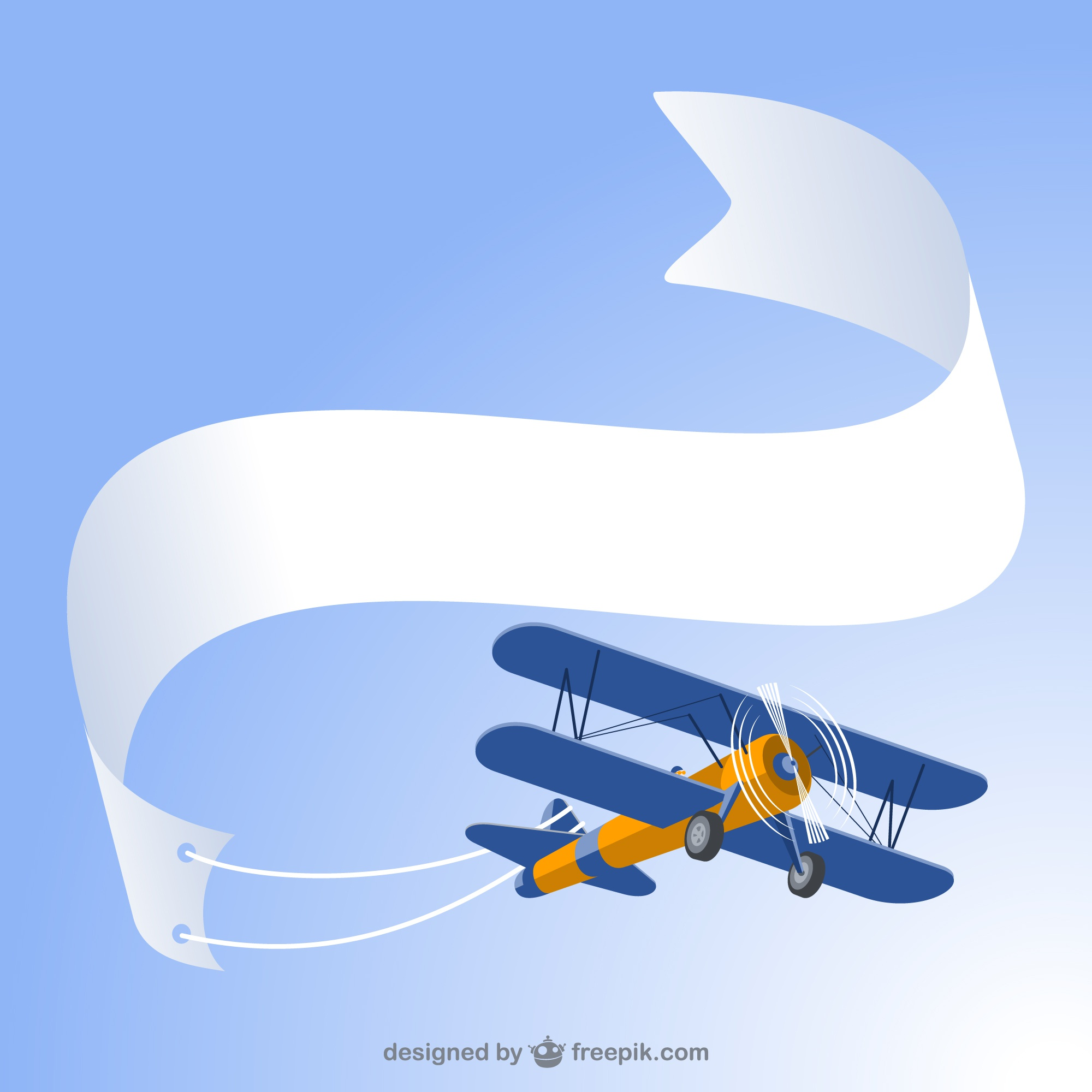 Vector airplane free download