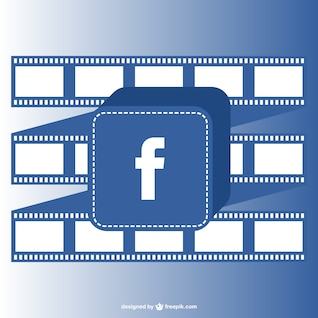 Vector Facebook free template