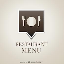 Vector food menu