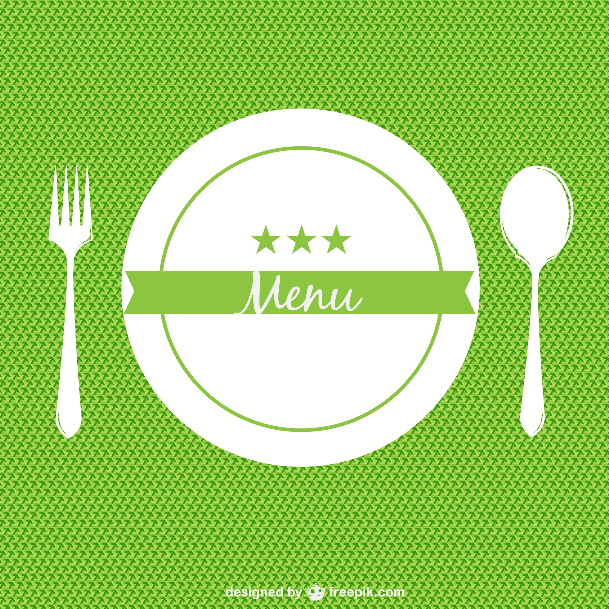 Vector free restaurant menu graphics