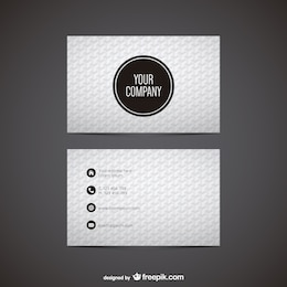 Vector graphics visiting card free download