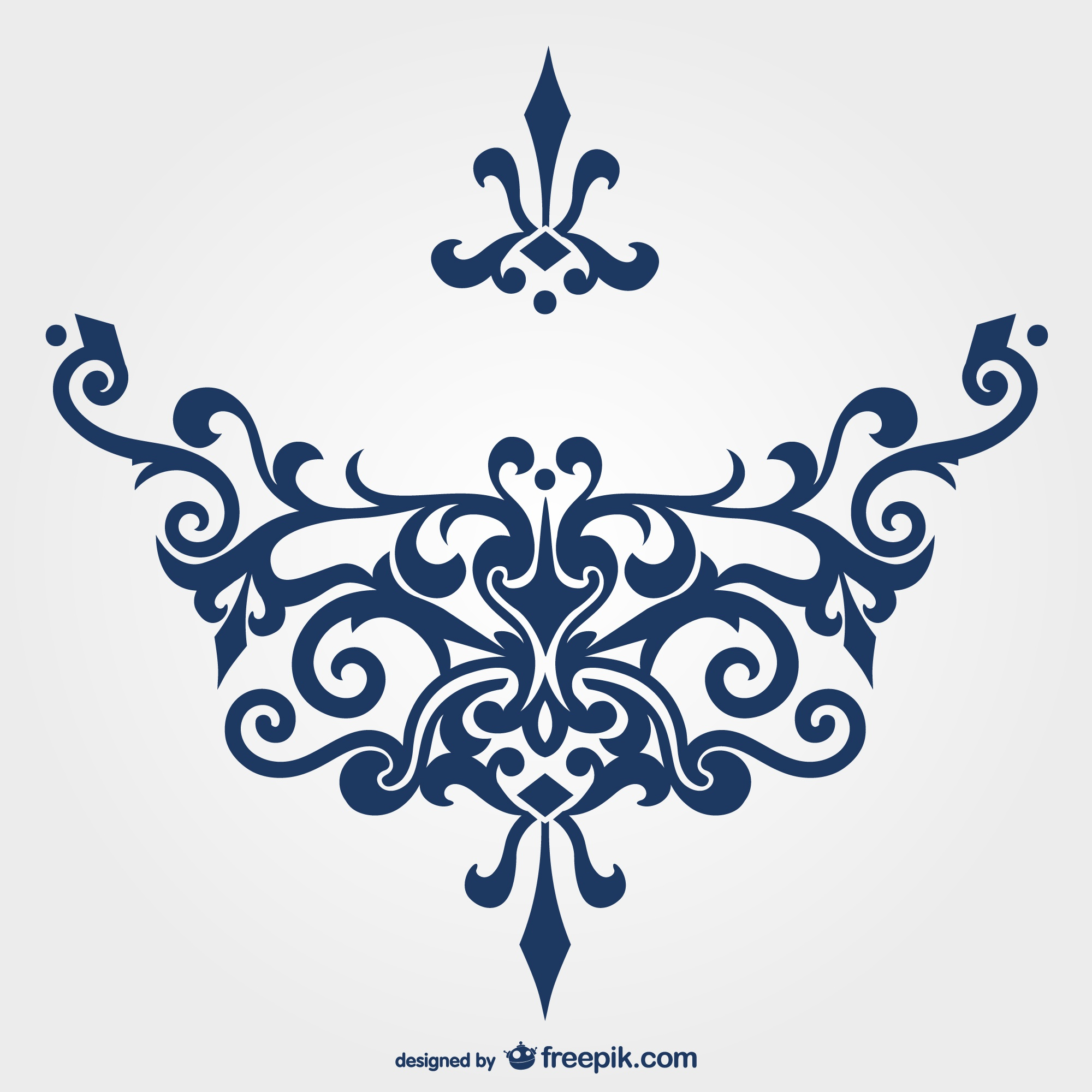 Vector ornament free graphics