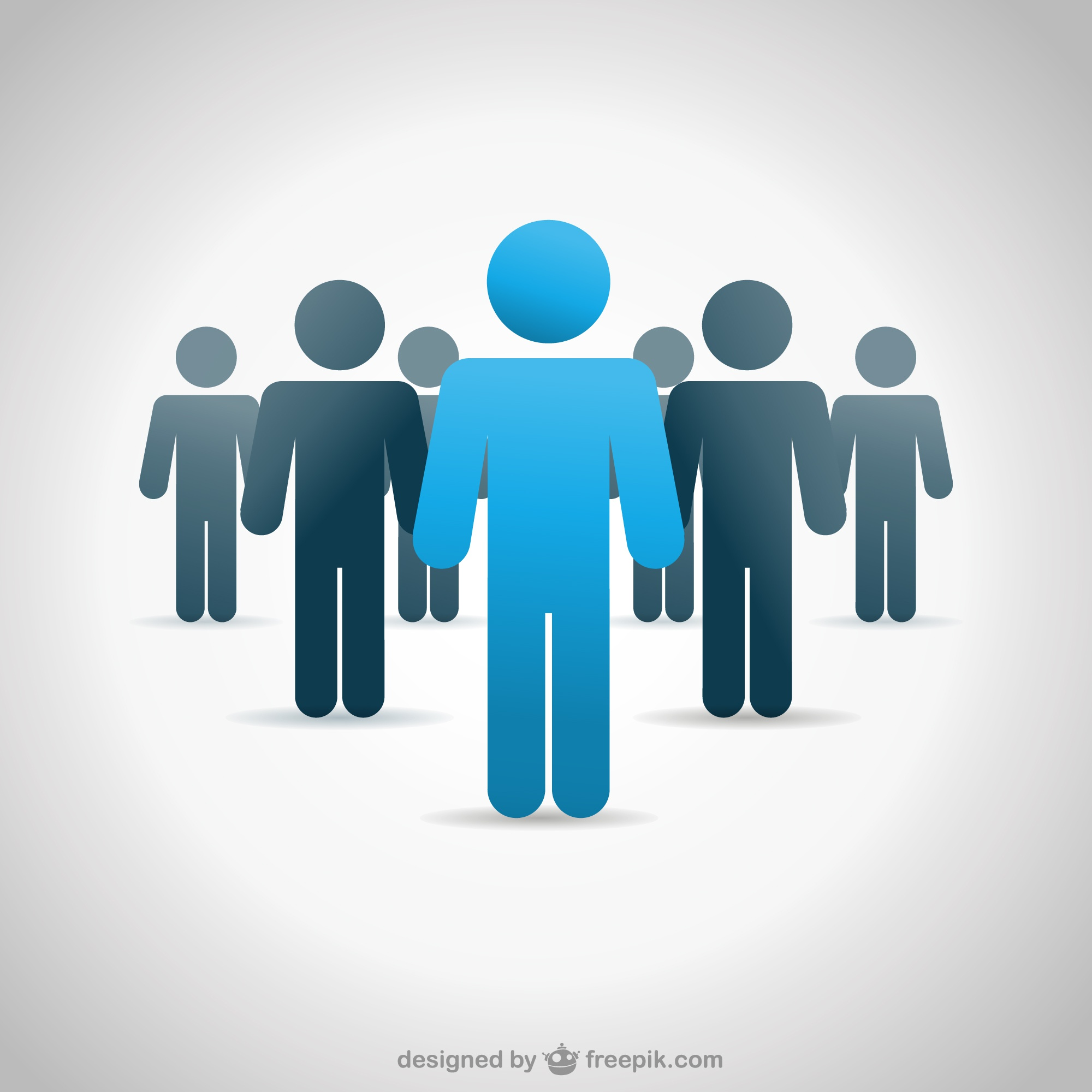Vector people business background