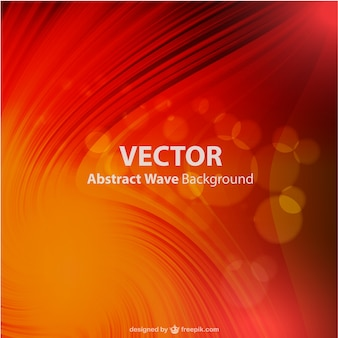 Vector wavy background design