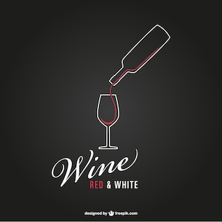 Vector wine free graphics