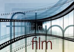 video cinema film strip movie stripes