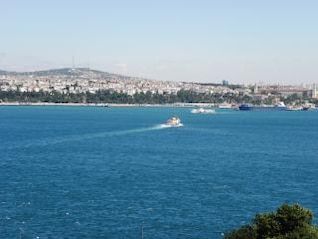 View from the Bosphorus, view, bosphorus
