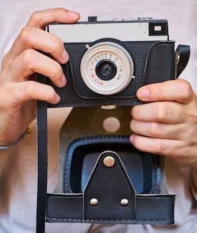 ヴィンテージカメラ