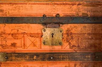 Vintage Chest Lock