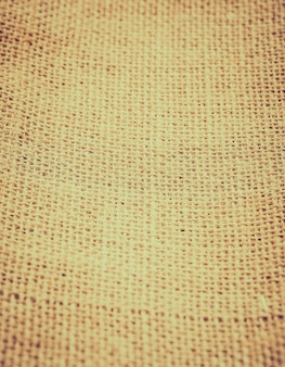 Vintage linen fabric background