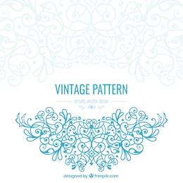 Vintage ornate