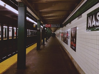 Vintage underground