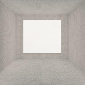 Wallpaper light exhibition structure art